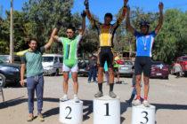 Valle de Elqui fue la ruta ideal para carrera de ciclismo