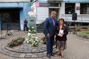 Homenajes a Gabriela Mistral (3)