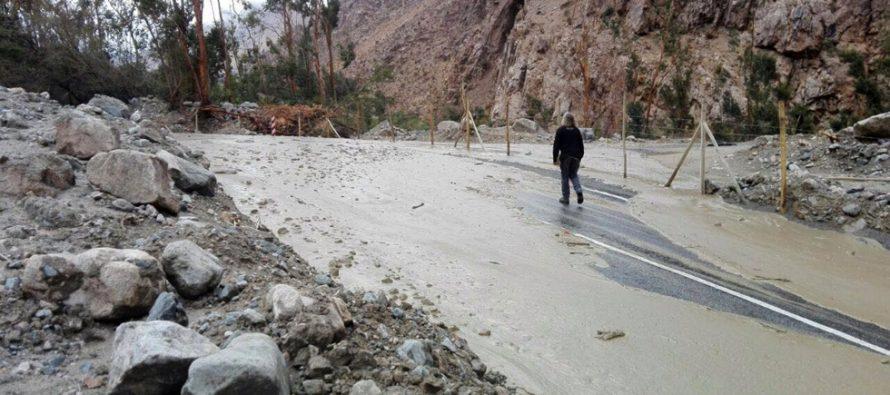 Gobernador de Elqui llama a prepararse para la lluvia pero también el viento