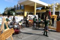 Rinden homenaje en el aniversario 127 del natalicio de Gabriela Mistral en Vicuña