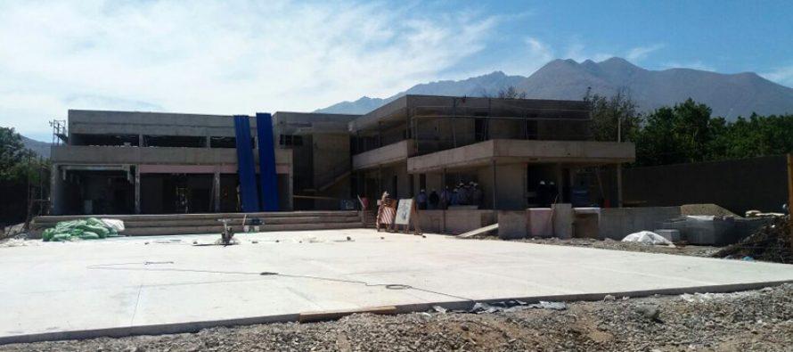 En agosto entregarán el nuevo cuartel de la PDI para las comunas de Vicuña y Paihuano