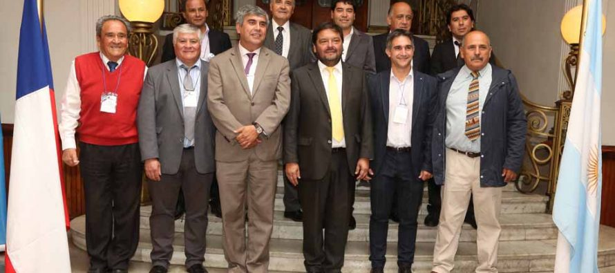 Alcaldes regionales e Intendentes sanjuaninos se reúnen con autoridades de Gobierno en Santiago