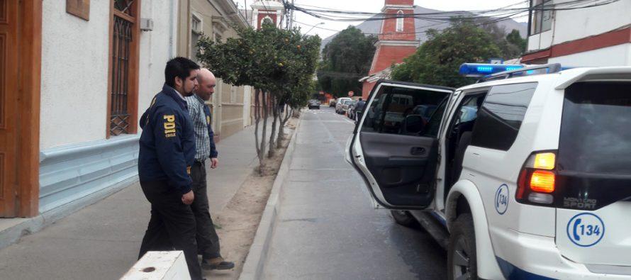 PDI detiene en Paihuano a sujeto acusado  de homicidio en el año 2016 en Rancagua