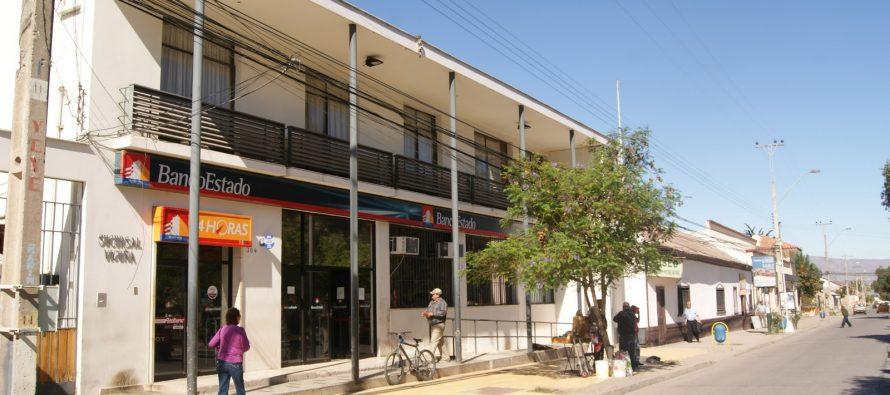 IPS informa sobre pagos en Vicuña en el Banco Estado