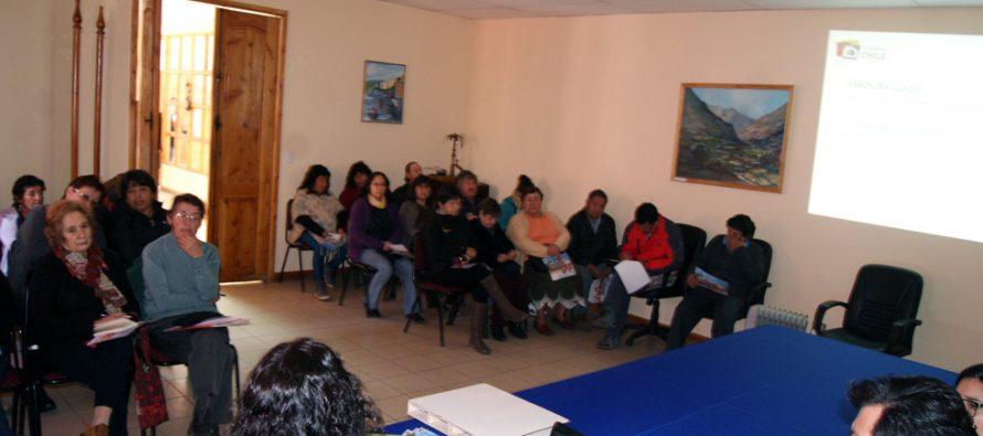 En los próximos meses se iniciará en Paihuano el plan de reconstrucción de viviendas