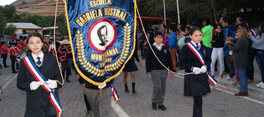 Con actos oficiales Paihuano Conmemoro las Glorias Navales
