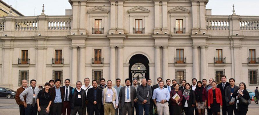 Agua Negra participa en séptimo encuentro nacional de Complejos Fronterizos de Chile