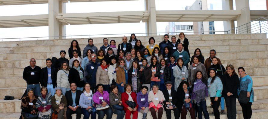 Dirigentes de Vicuña realizan gira técnica en San Juan en el contexto de la integración