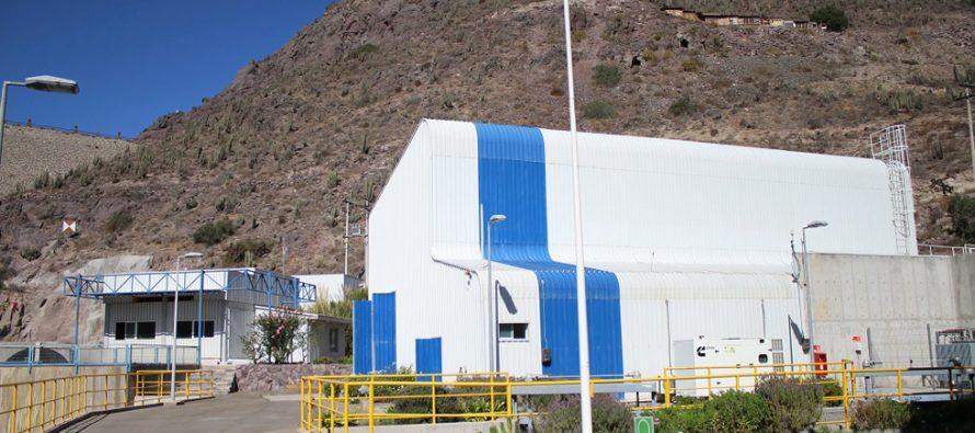 Aseguran que la Hidroeléctrica Puclaro ha sido exitosa y el balance para la Junta de Vigilancia es muy positivo