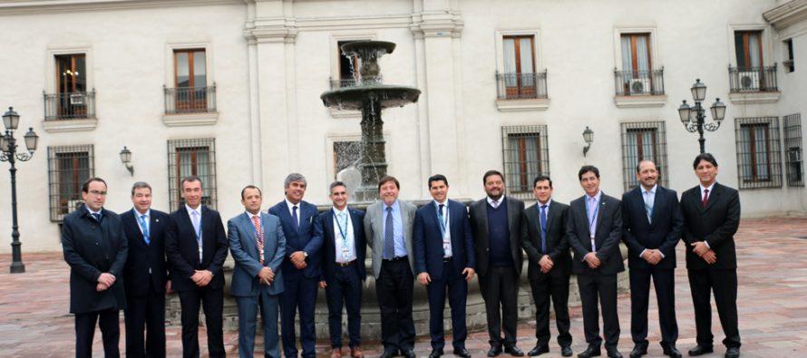 Alcaldes e intendentes sanjuaninos analizan construcción del Túnel de Agua Negra con MOP