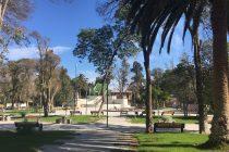 Plaza de Vicuña se abrirá este domingo en la celebración del Día Nacional del Patrimonio