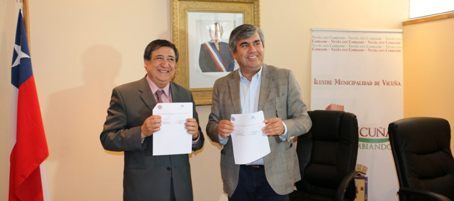 Eurochile y Corporación Municipal de Turismo de Vicuña estrechan lazos para trabajar en conjunto
