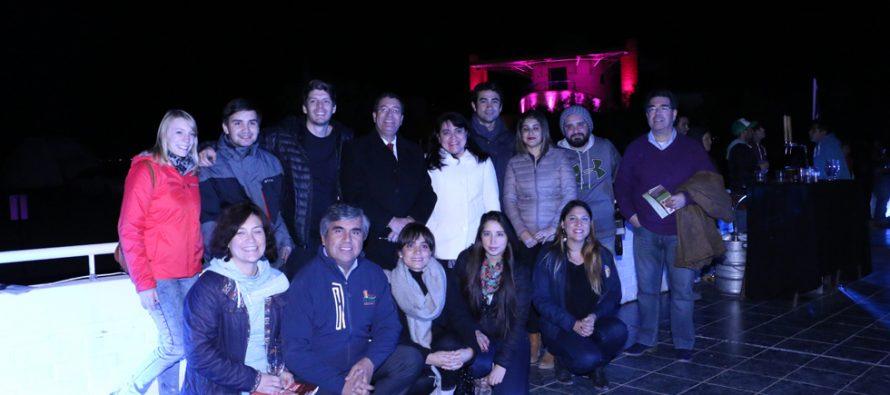 Operadores turísticos del país conocen los atractivos de Vicuña a través de Fam Tour