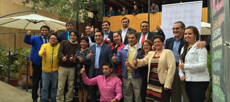"""""""ChileVamos"""" presenta candidatos para municipales 2016 en la comuna de Paihuano"""