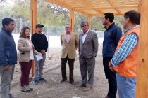 Deportivo Unión Esperanza mejora sus instalaciones para recibir  encuentros del Campeonato Nacional de Anfur