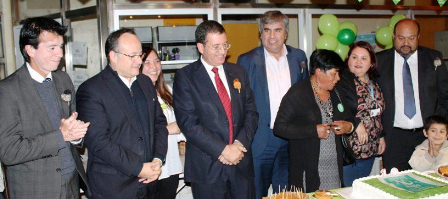 """En Vicuña celebran 10 años de """"Quiero mi Barrio"""" con nuevos proyectos"""