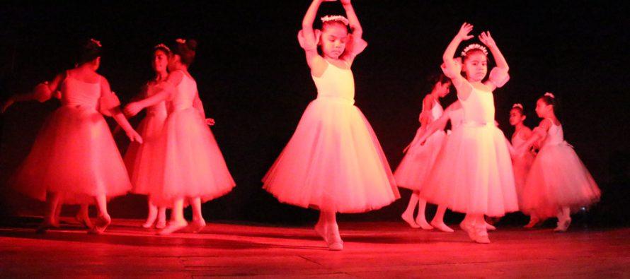 Ballet, danza contemporánea y folclor hubo en la celebración del Día Internacional de la Danza