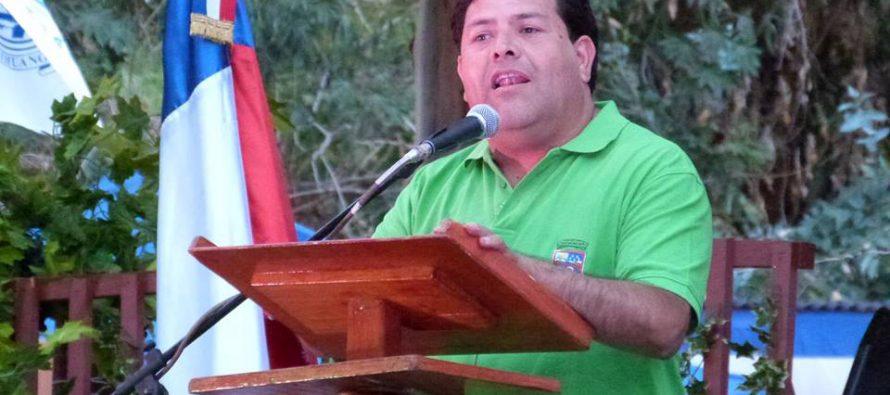 PPD regional respalda candidatura a alcalde del concejal Orlando Chelme en Paihuano