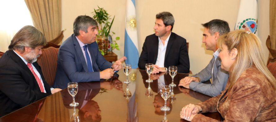 Alcaldes de la región e intendentes de San Juan se reunirán con ministro del MOP en Santiago