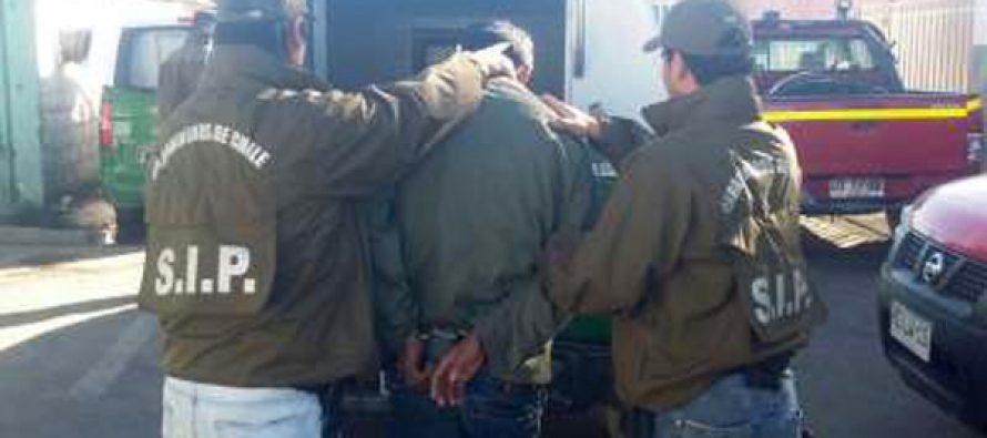 Carabineros detiene a individuos por robo con violencia en Vicuña