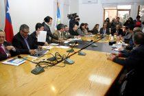 Intendente y alcaldes realizan balance y definen nuevas acciones por emergencia y terremoto