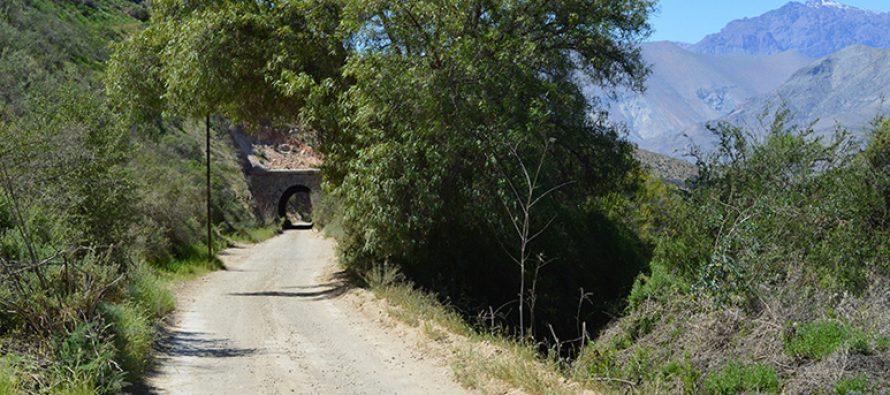 Túnel en El Tambo