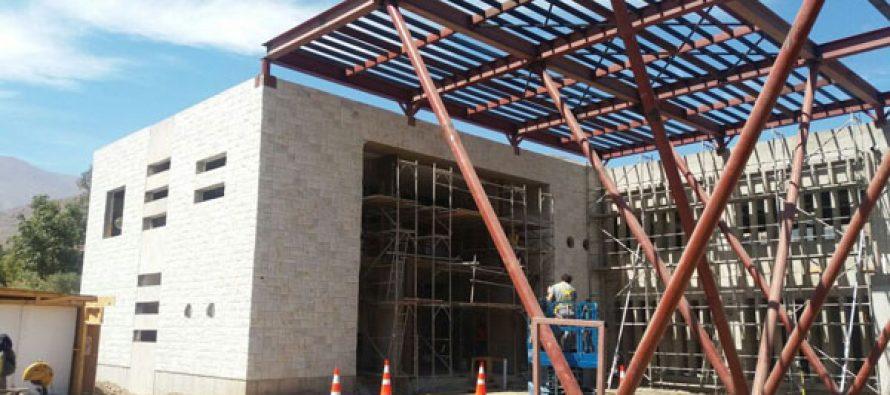 Para el mes de agosto se espera que esté operativo el nuevo cuartel de la PDI en Vicuña
