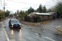 Sistema frontal en Elqui sólo dejó problemas menores con rodados en camino