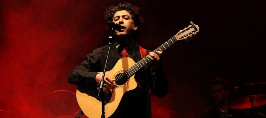 """Manuel García se presenta en el Teatro Municipal de Vicuña con la gira """"Solo Tour 10 años"""""""