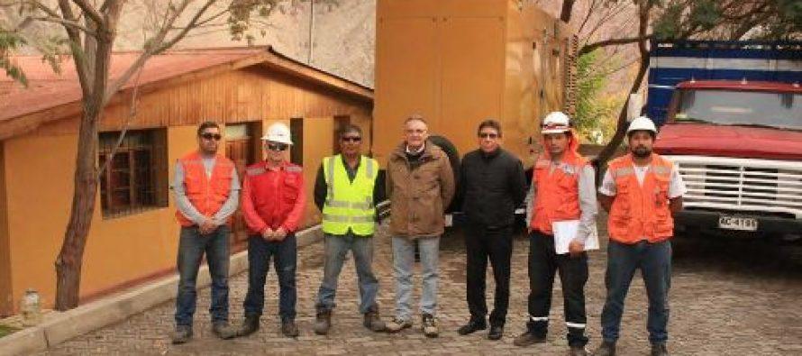 Municipio de Paihuano cuenta con nuevo generador eléctrico