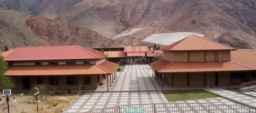 Seremi de Educación destaca proyecto PACE en el Liceo Mistraliano de Paihuano