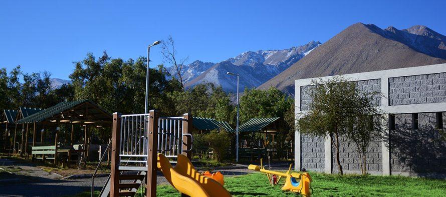 Ofrecen alternativas para disfrutar del Parque Los Pimientos de Vicuña en invierno