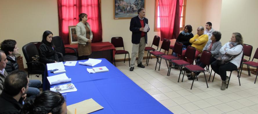 Un total de nueve familias de Paihuano fueron beneficiadas con subsidio de reparación