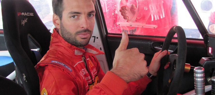 Vicuña: Excampeón mundial Gabriel Pozzo vuelve a las rutas del campeonato RallyMobil