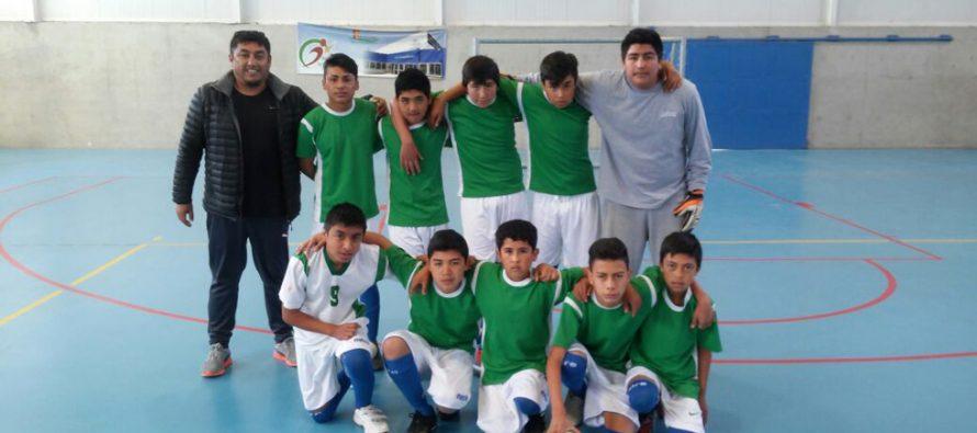 Más de 200 estudiantes de Vicuña participaron de los Juegos Deportivos Escolares Sub 14