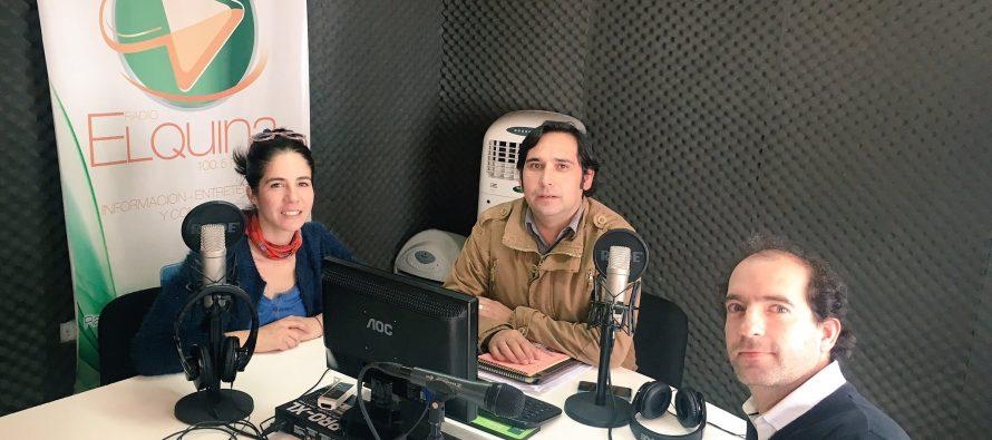 Radio Elquina extiende su red en el valle del Elqui