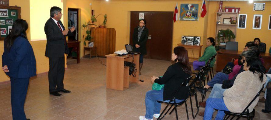 Familias de sectores rurales de Vicuña mejorarán sus viviendas con decreto de habitabilidad