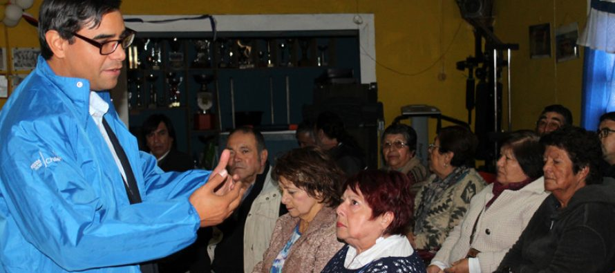 Organizan Mesas de Desarrollo Comunales en las comunas de Vicuña y Paihuano