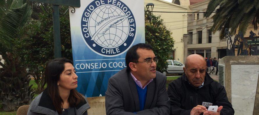 Colegio de Periodistas da a conocer actividades por el aniversario N°60