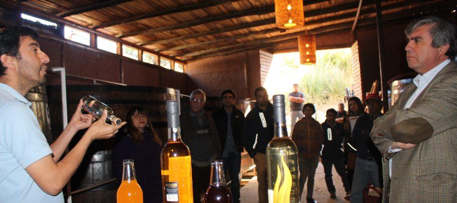 Destacan aporte turístico de Pisquera Aba de El Arenal