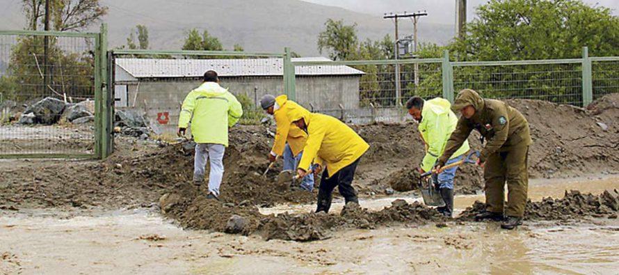 Se esperan alrededor de 70 milímetros de agua para las lluvias de este viernes y sábado