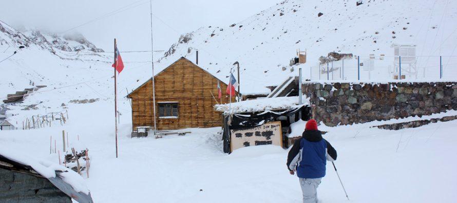 Ultimo registro de nieve proyecta positivo escenario para los embalses: La Laguna 100% y Puclaro 51%