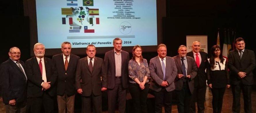 Francisco Hernández, de Capel, asume como el nuevo presidente del Forum Mundial de Cooperativas Vitivinícolas