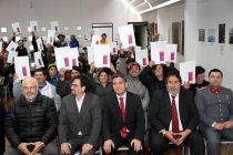 Familias del sector rural de La Serena se convirtieron en dueños legales de sus terrenos