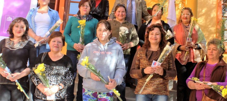 En Paihuano conforman agrupación comunal del programa Mujeres Jefas de Hogar