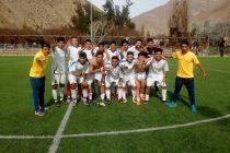 Vicuña sumó dos campeones en la  IV versión del Campeonato de Fútbol Haciendo Amigos