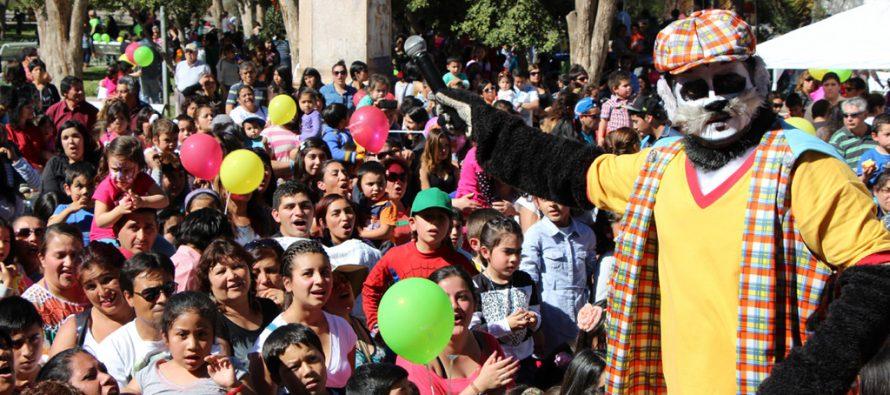 """Vicuña celebrará el Día del Niño este domingo con la presentación de """"Cachureos"""""""