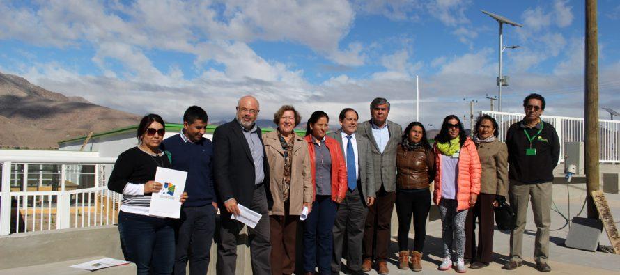 Un 98% de avance presenta el Centro de Salud Familiar de San Isidro-Calingasta