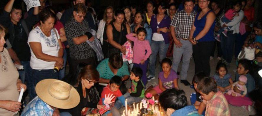 Familiares de Felipe Aracena aclaran situación con vecino del lugar en donde falleció el joven