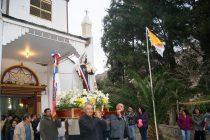 Vecinos de Varillar celebraron su tradicional fiesta religiosa